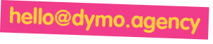 DYMO-Advertising-Agency - email